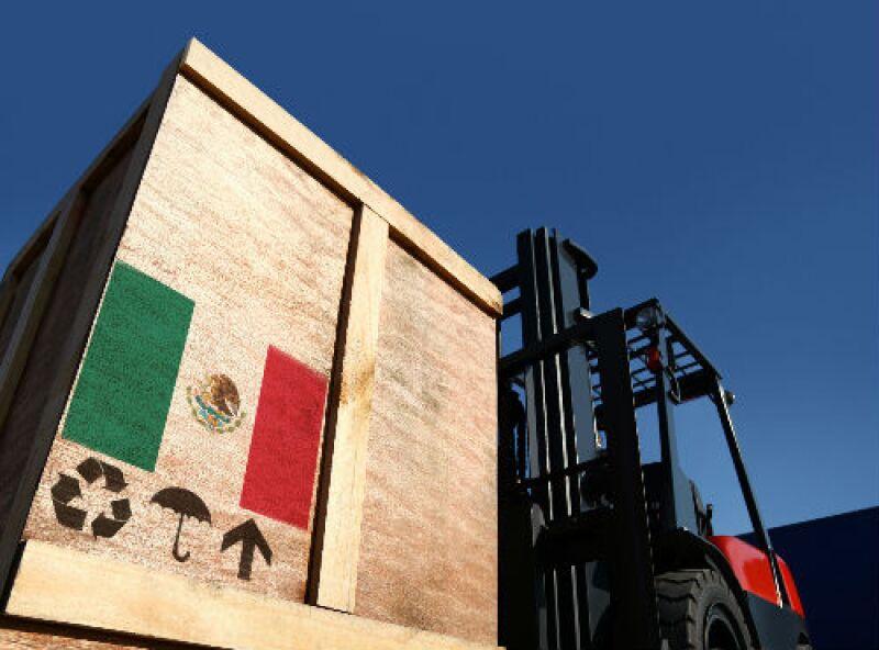 exportaciones de productos mexicanos