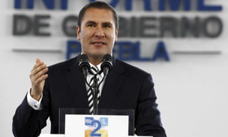 Analistas consideran que la capacidad de operación política de Rafael Moreno Valle se ha reducido. (Foto: Cuartoscuro)
