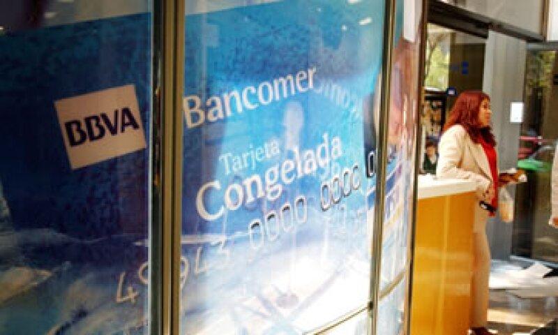 Bancomer es la unidad más importante del grupo en cuanto a sus resultados con 2,400 millones de dólares aproximadamente. (Foto: AP)