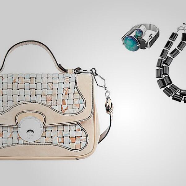 La casa de diseño presenta las tendencias en accesorios de la temporada de primavera/verano 2012.