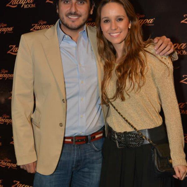 Andrés Preciado,Andrea Quirarte