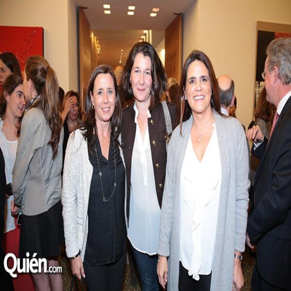 Alejandra Aldana,Sofia Buch,Ines Fernández del Valle