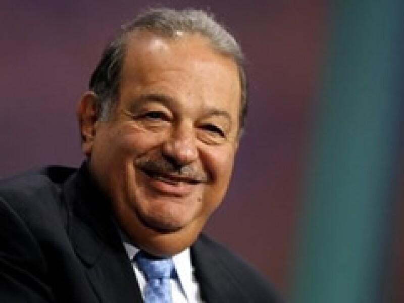 Carlos Slim ha hecho inversiones importantes en empresas estadounidenses en los últimos meses. (Foto: Archivo AP)