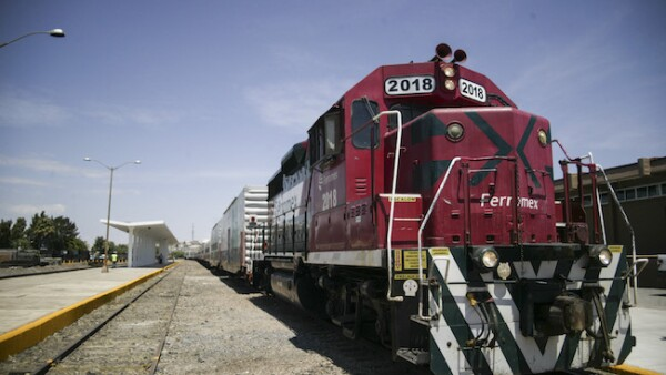 Tren de Ferromex