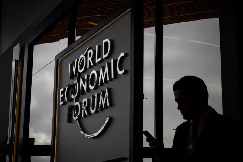 México Davos WEF Foro Económico