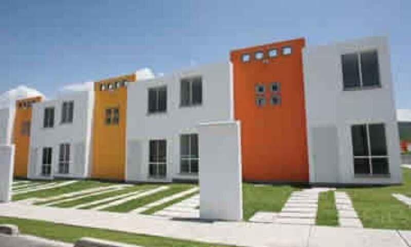 Analistas estiman que los ingresos del sector vivienda aumentarán de 3 a 4% en 2011. (Foto: Cortesía Casas Geo)
