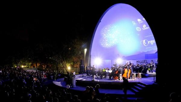 La Orquesta Sinfónica Infantil y Juvenil de Playa del Carmen