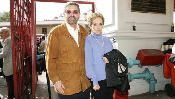 La esposa del ex rector de la UNAM Juan Ramón de la Fuente falleció a los 61 años de edad, luego de luchar los tres últimos contra el cáncer.
