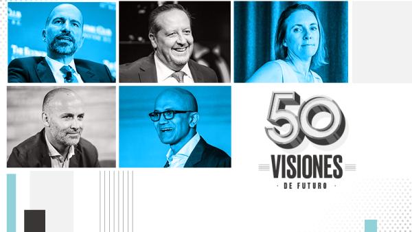 50 visiones del futuro / Nota principal especial Expansión