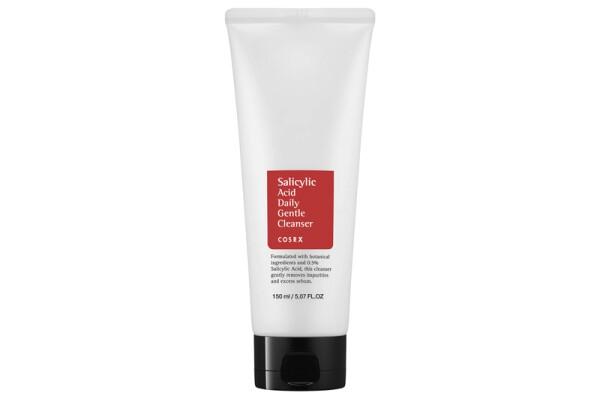 limpiadores faciales-puntos negros-piel-ácido salicílico-complexión-imperfecciones-granitos-cosrx.jpg