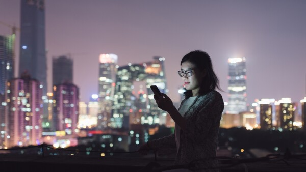Adictos al smartphone