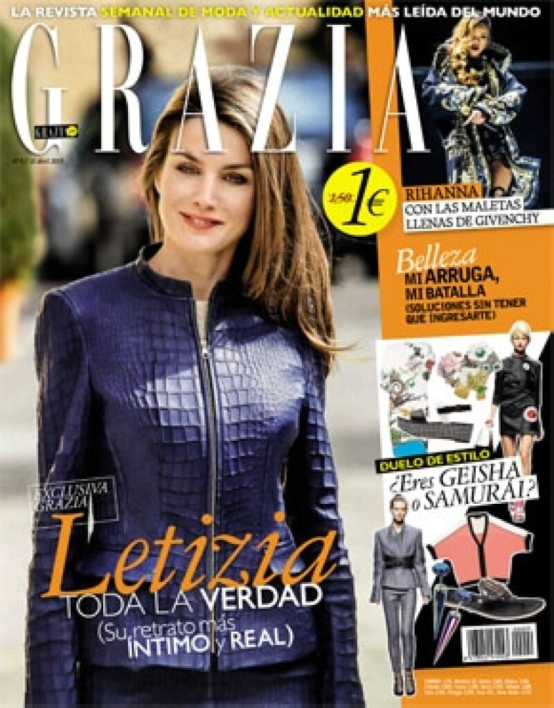 En exclusiva la revista española Grazia publica datos inéditos sobre la molestia de la princesa de Asturias ante las falsas acusaciones de las que ha sido objeto y cree saber quiénes son sus enemigos.