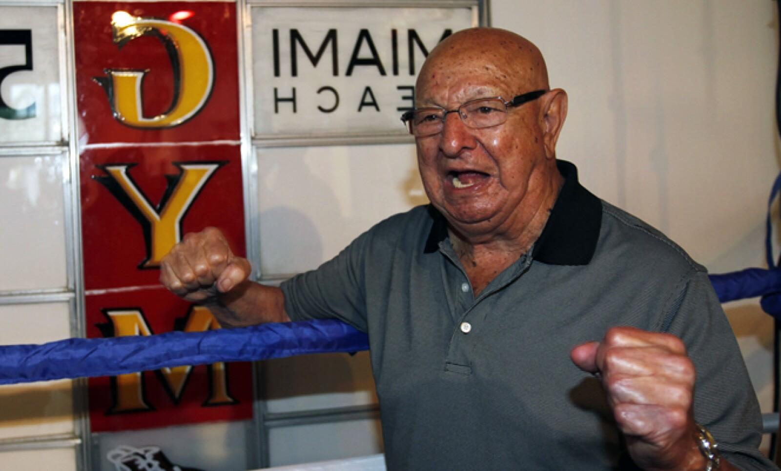 Angelo Dundee falleció a los 90 años de edad el 1 de febrero. Fue entrenador de Mohamad Alí y Sugar Ray Leonard.