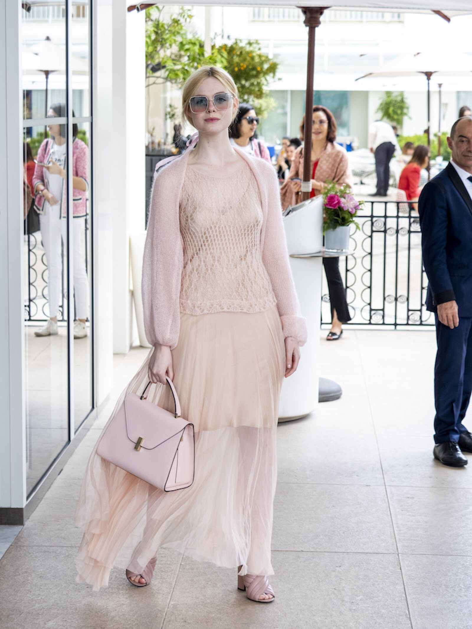 Celebrity Sightings At The 72nd Annual Cannes Film Festival - Day 10