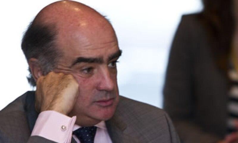 Luis Téllez llegó a la Bolsa Mexicana de Valores en mayo de 2009. (Foto: Notimex)