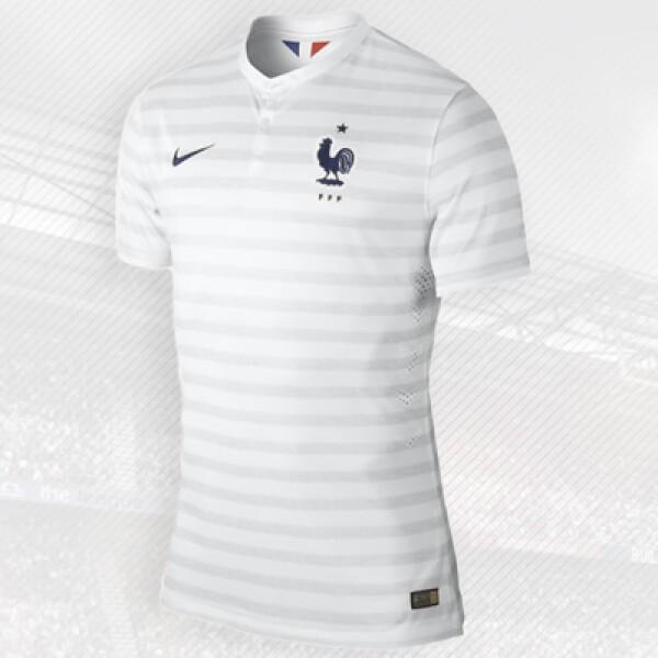 Nike le arrebató la selección gala a Adidas, que los había vestido en los últimos 4 Mundiales.