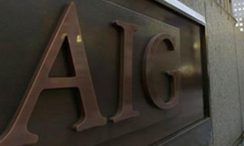 EU comprometió hasta 182,000 millones de dólares en ayuda a AIG. (Foto: AP)