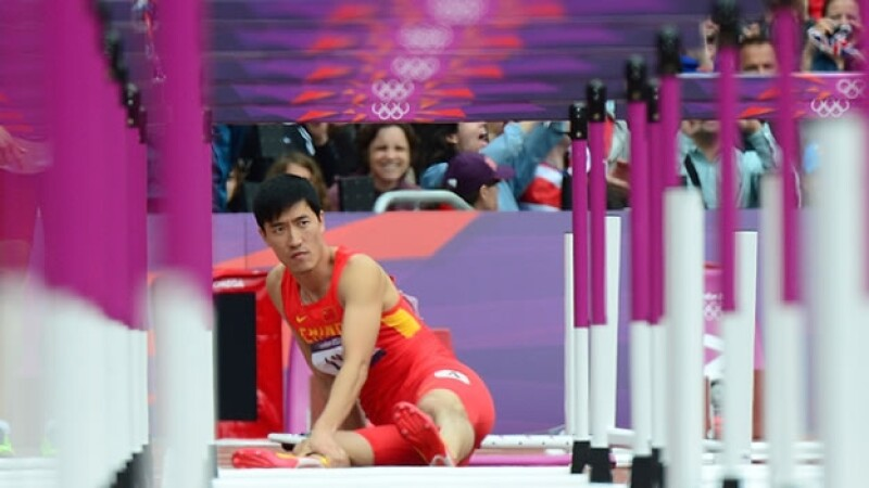 liu xiang china londres juegos olimpicos vallas