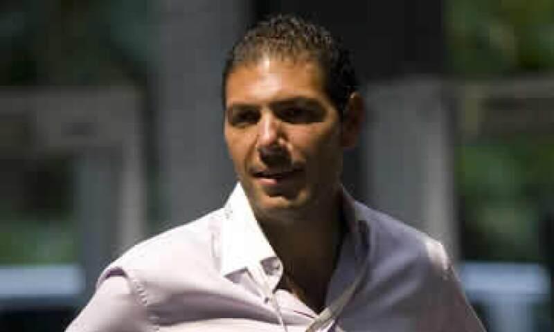 Carlos Hank González renunció también a su cargo como consejero de grupo Interacciones. (Foto: Cuartoscuro)