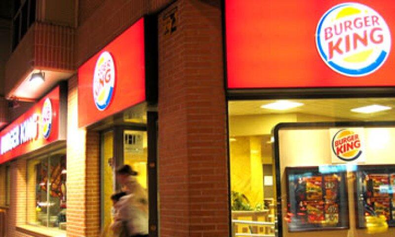 Alsea tendrá el control de la franquicia de Burger King en México por dos décadas. (Archivo)