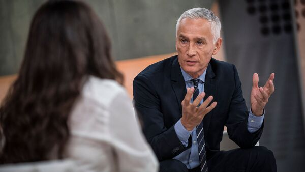 Univision News Anchor Jorge Ramos