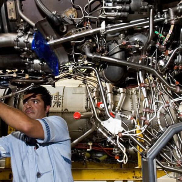 En el último año, MRO Services se creó 500 empleos directos con mano de obra de calidad mundial.