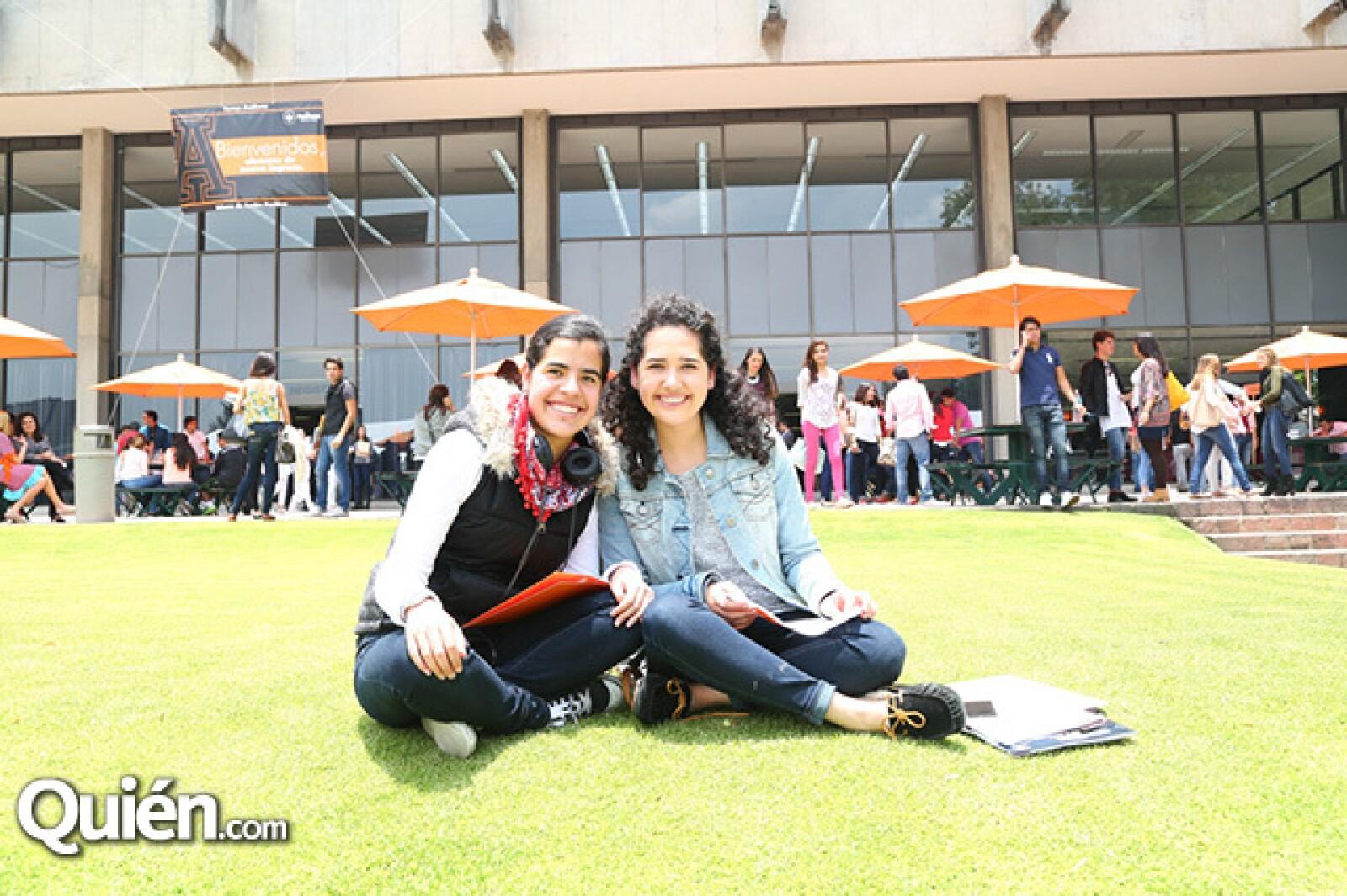 Montserrat y Daniela Rodríguez Terán