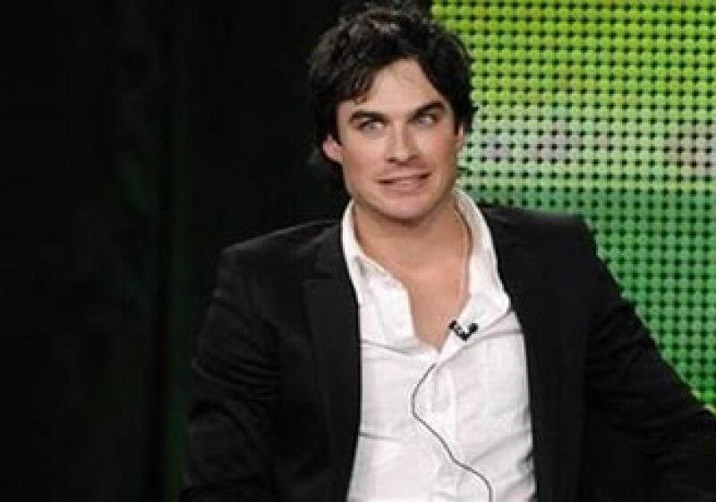 """""""Vampire Diaries"""", serie de televisión, es otra prueba del resurgimiento del tema de los vampiros. (Foto: Reuters)"""
