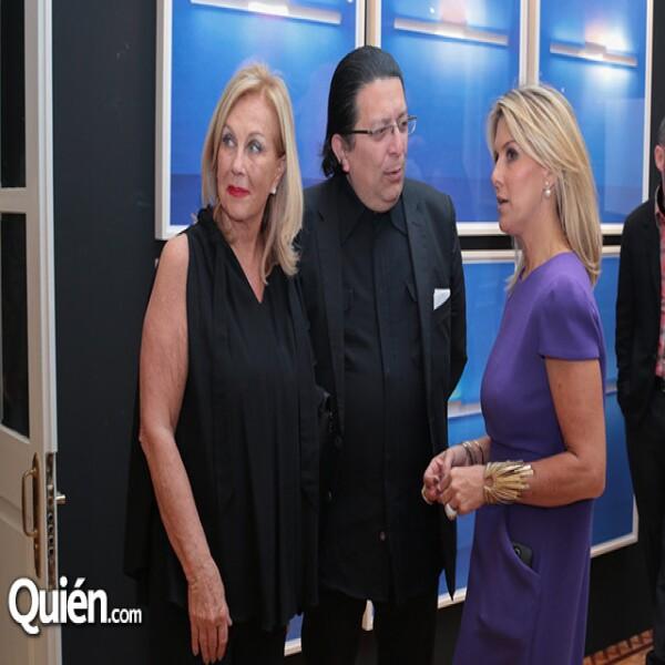 Guadalupe Ramos Cárdenas, Hilario Galguera, Lulú Creel
