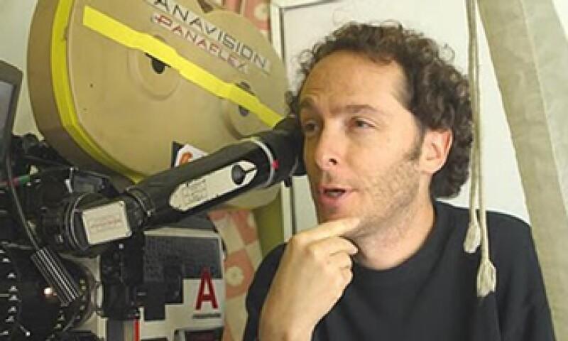 El cinefotógrafo mexicano Emmanuel Lubezki fue nominado por la Academia de Ciencias y Artes Cinematográficas de Estados Unidos en la categoría de Mejor fotografía, por su trabajo en 'El árbol de la vida'. (Foto: Notimex)