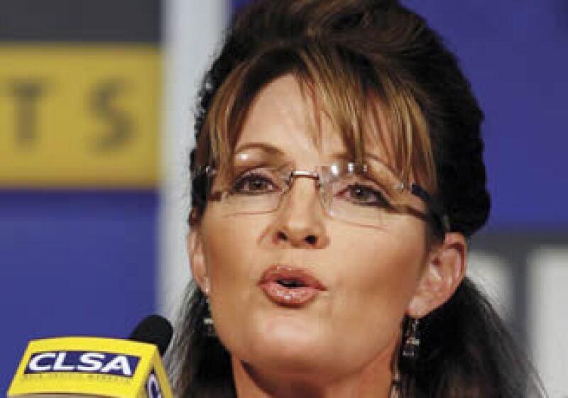 Sarah Palin escribió su libro, Going Rogue, junto con su amiga, Lynn Vincent, luego de renunciar al gobierno de Alaska.