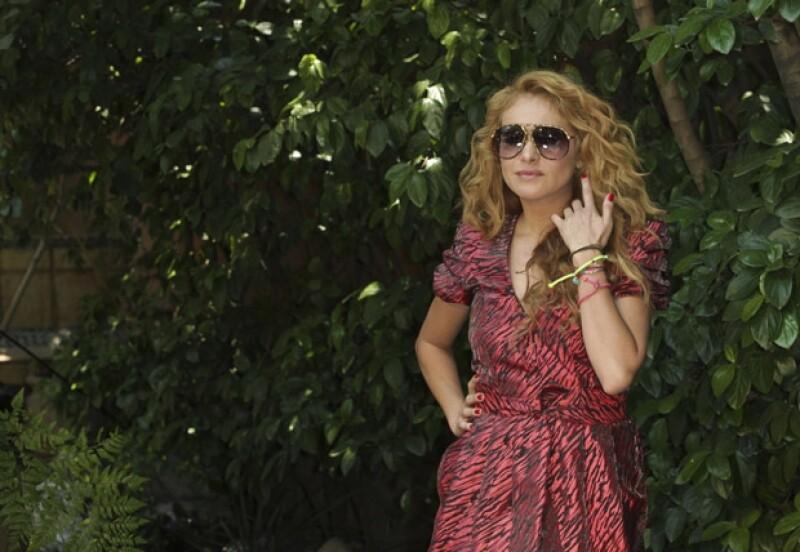 La cantante mexicana puso fin al pleito legal que mantenía con su ex pareja.