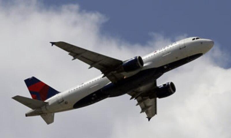 Las ventas trimestrales de Delta cayeron a 9,710 millones de dólares en el periodo. (Foto: Reuters)