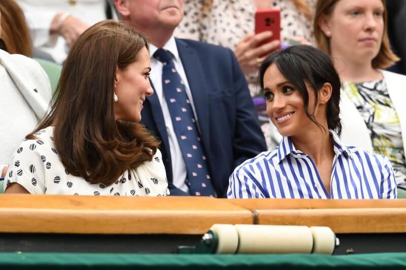 Gente: Meghan, duquesa de Sussex, Catherine, duquesa de Cambridge