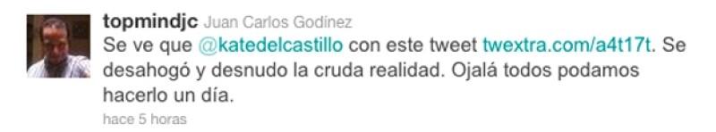 Cientos de comentarios en Twitter a favor y en contra, ha provocado la carta que escribió la actriz mexicana en donde dirigió un mensaje a &#39El Chapo&#39 Guzmán.
