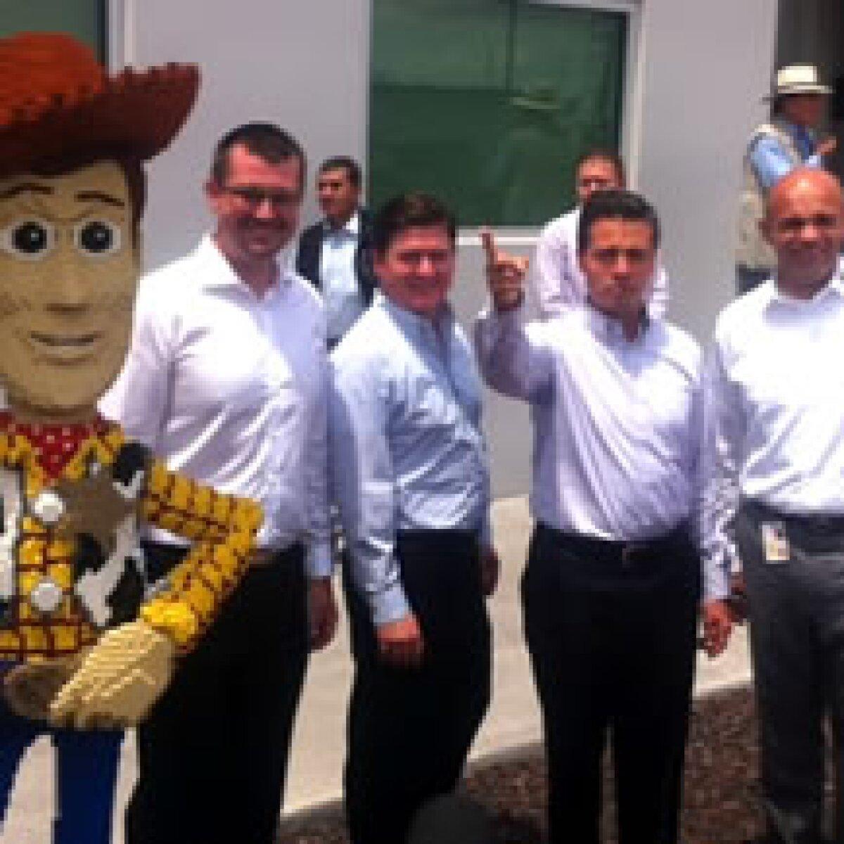 Lego y Mondelez apuestan por México