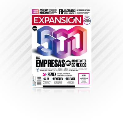 Las 500 empresas más importantes de México