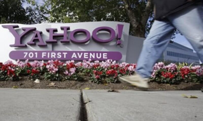 Yahoo también rechazó acusaciones de que violó patentes de Facebook. (Foto: AP)