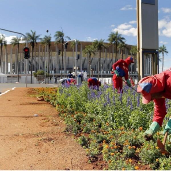 estadio nacional de brasili
