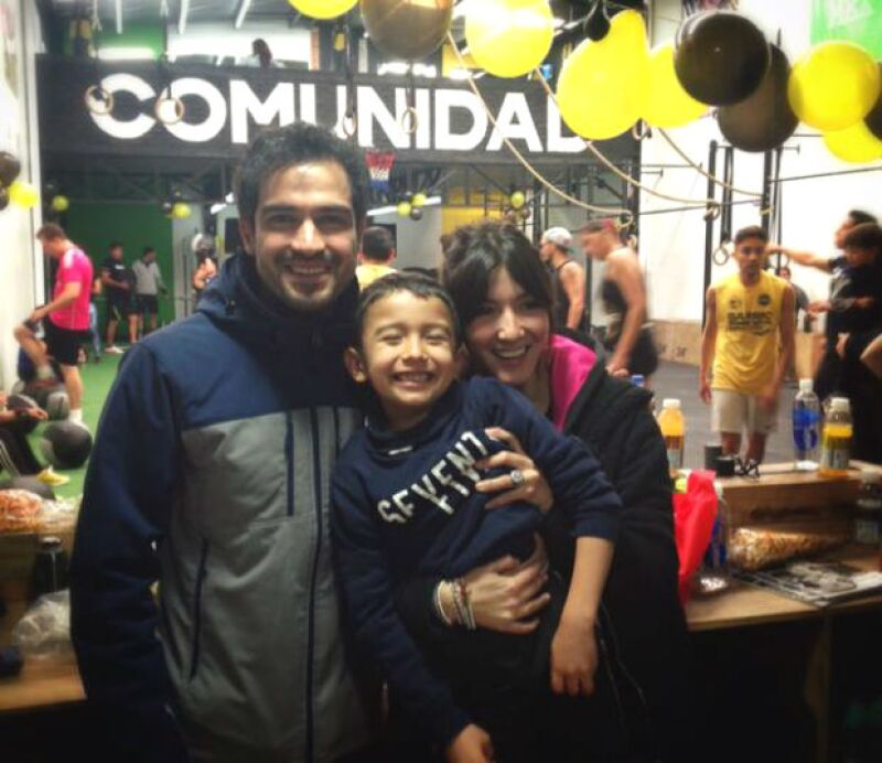 Poncho Herrera es un cliente constante de Barrio, pues entrena todas las mañanas.