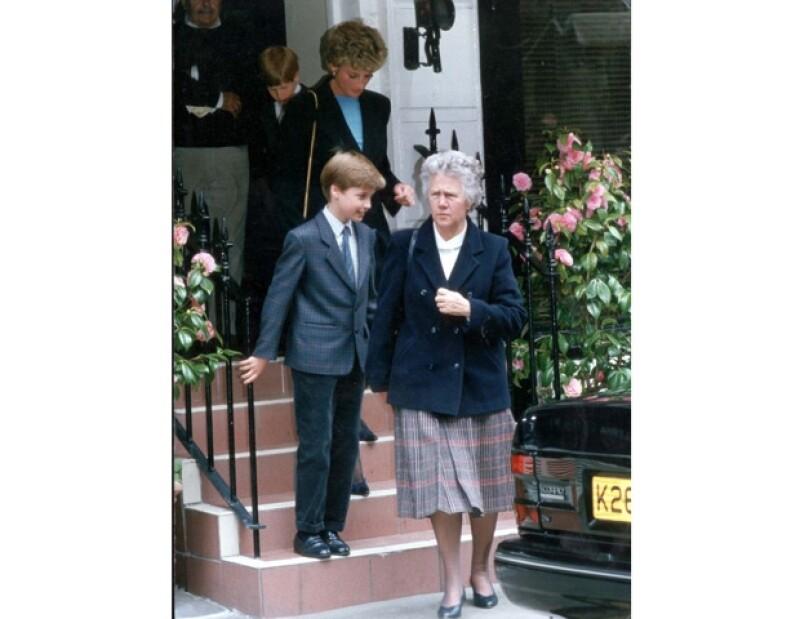 El príncipe Guillermo no asistirá mañana a sus compromisos.