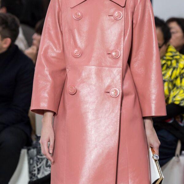 Miu Miu show, Detail, Spring Summer 2019, Paris Fashion Week, France - 02 Oct 2018