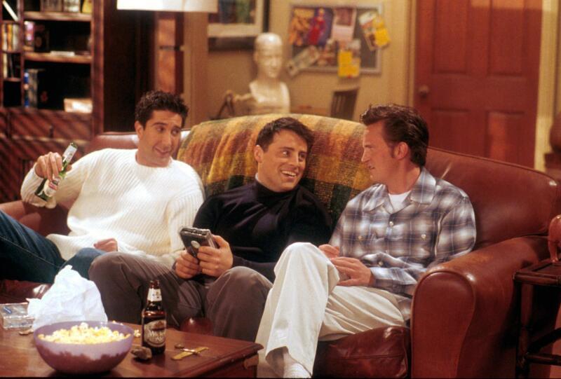 ¿El regreso de Friends?
