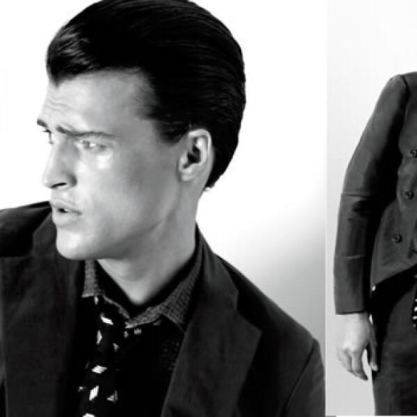 De ascendencia Brasileña y Italiana Pires trabajaba de mecánico cuando fue descubierto. Es uno de los preferidos de Karl Lagerfeld.