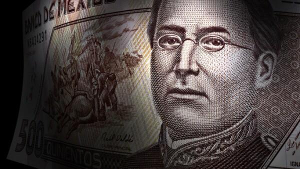 peso billete