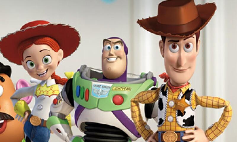 Toy Story es una de las cintas animadas más exitosas de Disney. (Foto: tomada de toystory.disney.com )