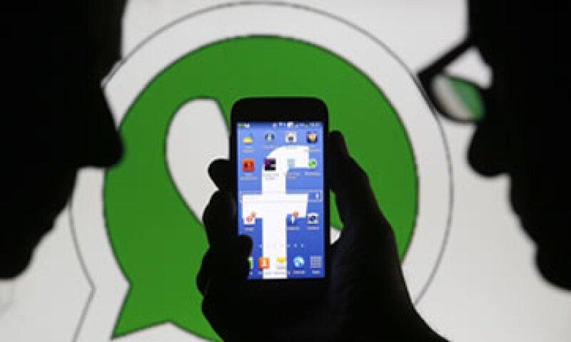Sequoia tuvo que pelear por WhatsApp con el competidor Felicis Ventures. (Foto: Reuters)