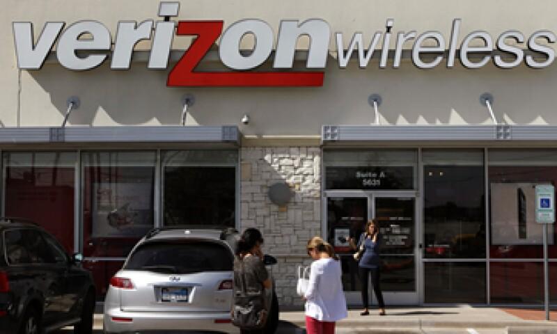 Verizon Wireless se fundó en el 2000 como una empresa conjunta de Vodafone y Verizon Communications. (Foto: Reuters)