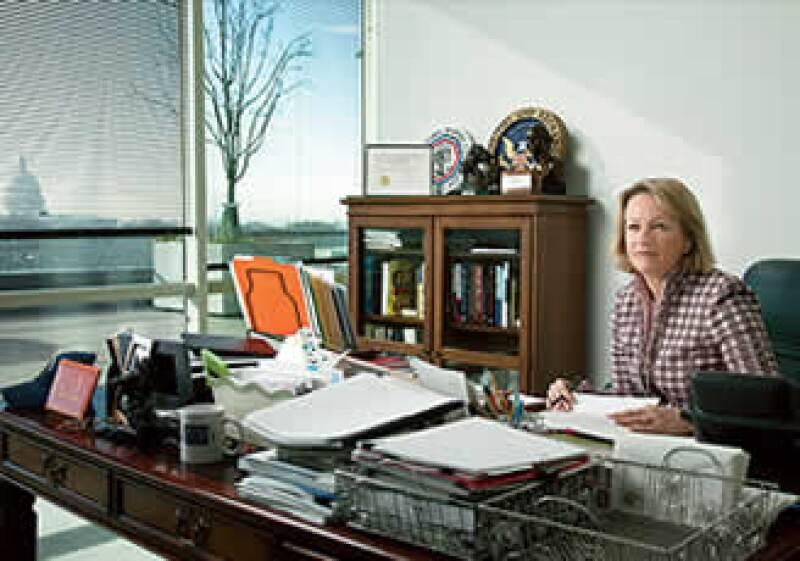 La presidenta de la SEC, responde cuáles son los cambios que ha implementado para proteger a los inversionistas. (Foto: Julian Dufort)