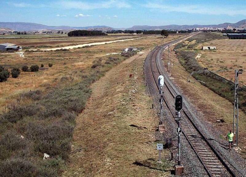 Ferrocarril vias